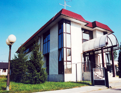 "Building of company ""Electrodistribution"" in Derventa"