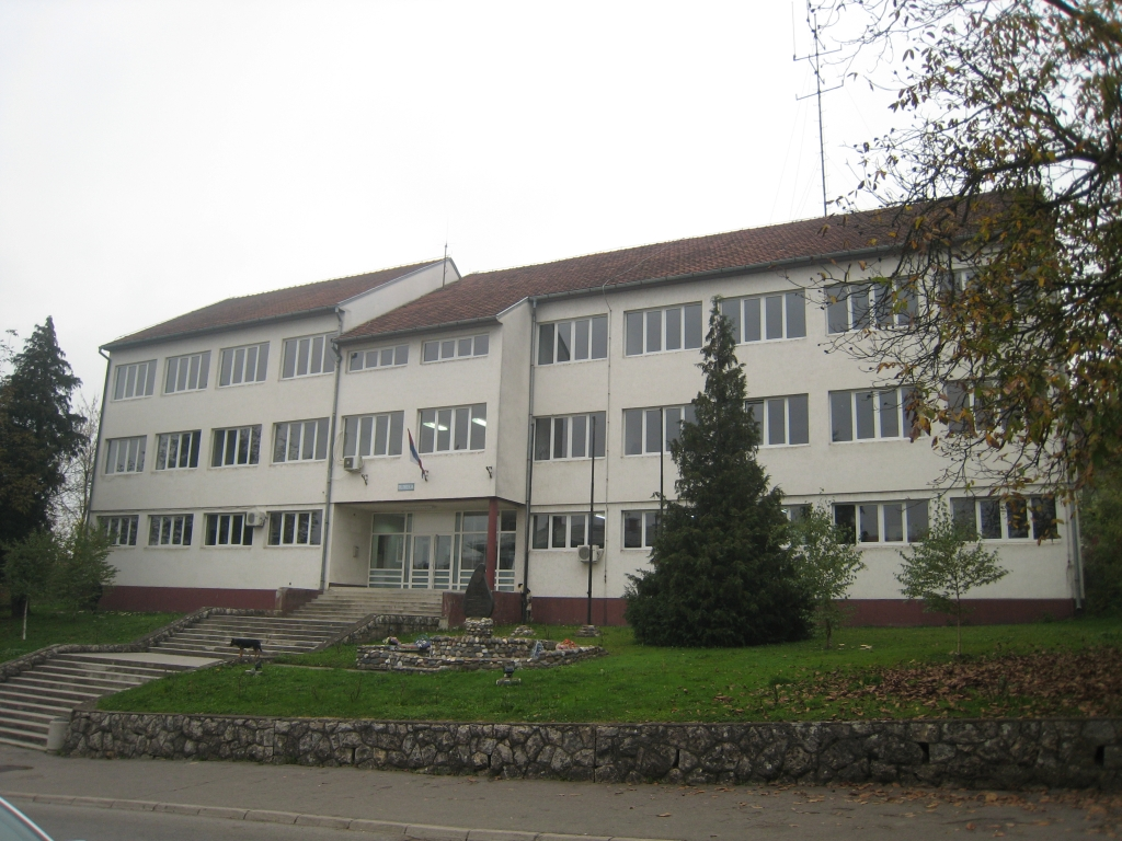 Building of Ministry of Interior in Derventa