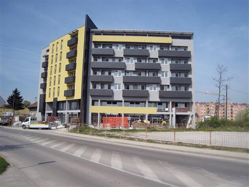 "Condominium and business building ""Dijana"" in Banjaluka"