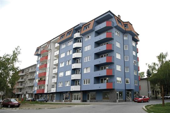 "Residential building ""Gas-petrol"" in Brcko"