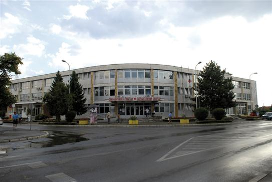 Main Health centre in Brcko
