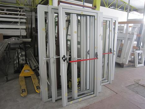 Door ready for shipment